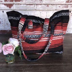 Handbags - Sarape Mexican Bag .💙